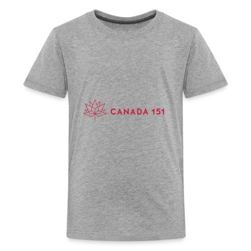Canada 151 - Kids' Premium T-Shirt
