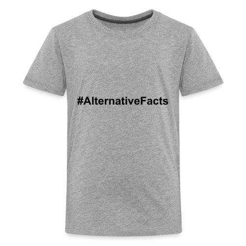 alternativefacts - Kids' Premium T-Shirt