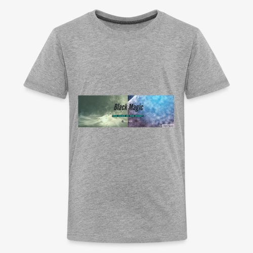 Black Magic - Kids' Premium T-Shirt