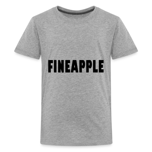 FINEAPPLE - Kids' Premium T-Shirt
