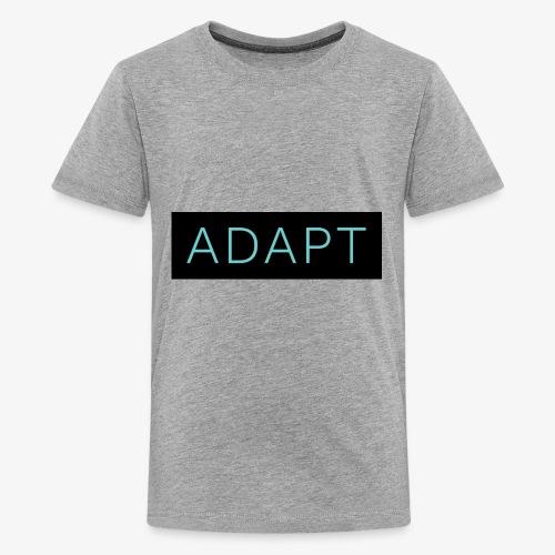 ADAPT Sky Blue - Kids' Premium T-Shirt
