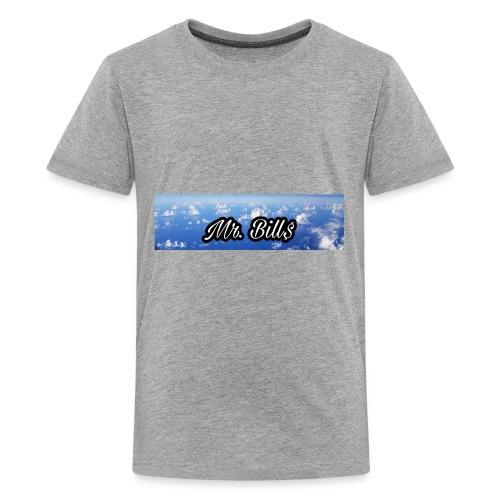 Mr. Bill$ logo - Kids' Premium T-Shirt