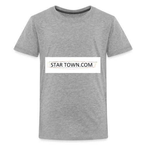 STAR TOWN - Kids' Premium T-Shirt