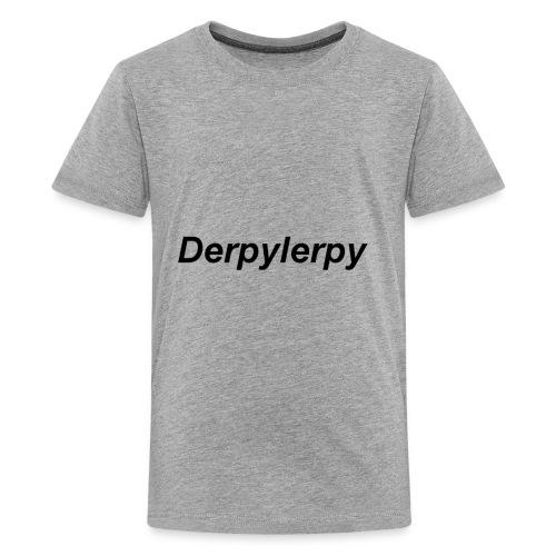 derpylerpy - Kids' Premium T-Shirt