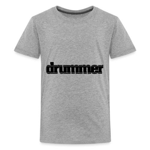 drummer - Kids' Premium T-Shirt