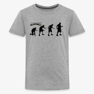 paleo logo - Kids' Premium T-Shirt
