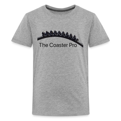 The Coaster Pro - Kids' Premium T-Shirt