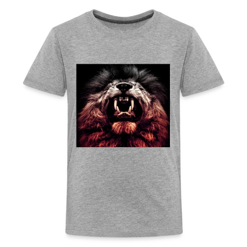 Lion roar - Kids' Premium T-Shirt