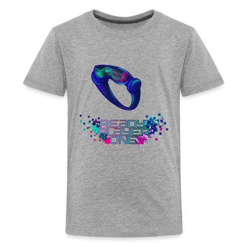 READY PLAYER ONE LOGO - Kids' Premium T-Shirt