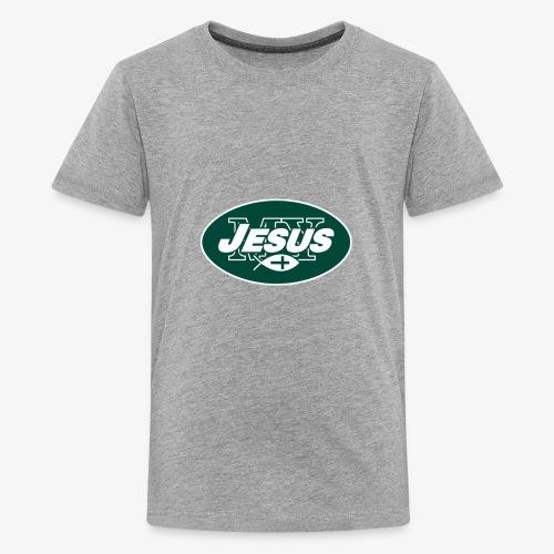 MY Jesus (NYJ) - Kids' Premium T-Shirt