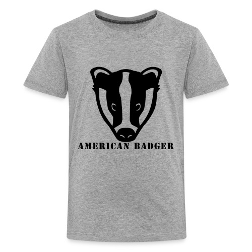 American Badger - Kids' Premium T-Shirt