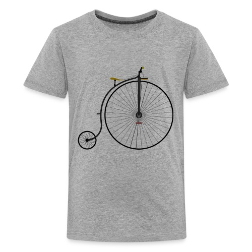 It was a time - Kids' Premium T-Shirt