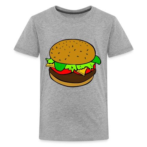 hamburger - Kids' Premium T-Shirt