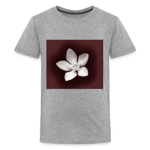 Beautiful Flower Design - Kids' Premium T-Shirt