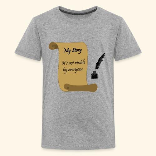 My Story - Kids' Premium T-Shirt