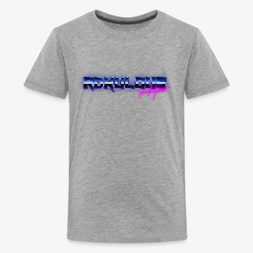 RDKulous 80s Logo - Kids' Premium T-Shirt