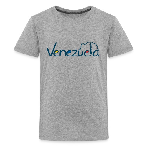 logo VZLA - Kids' Premium T-Shirt