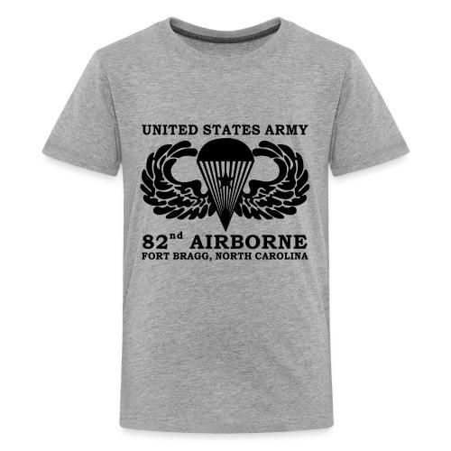US Army 82nd Airborne Fort Bragg North Carolina - Kids' Premium T-Shirt