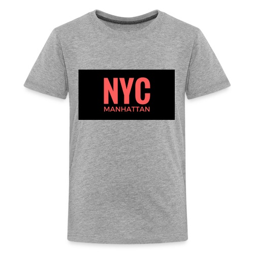 NYC Fan Love - Kids' Premium T-Shirt