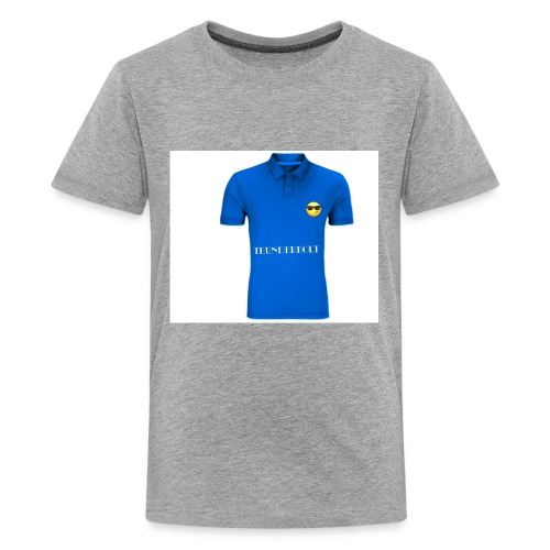 Thunder design - Kids' Premium T-Shirt