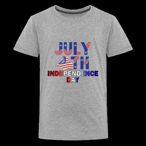 UNIQUE DESIGN 4th OF JULY T-SHIRTS - Kids' Premium T-Shirt