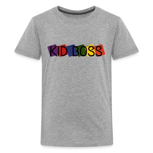 Kid Boss - Kids' Premium T-Shirt