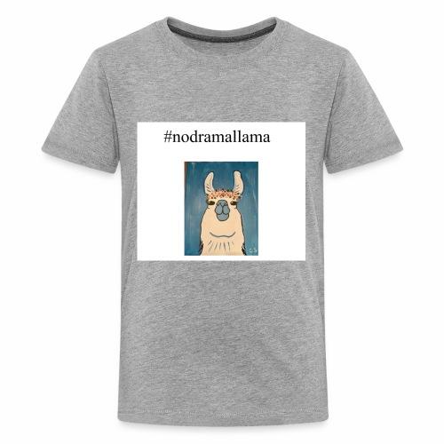 nodramallama - Kids' Premium T-Shirt