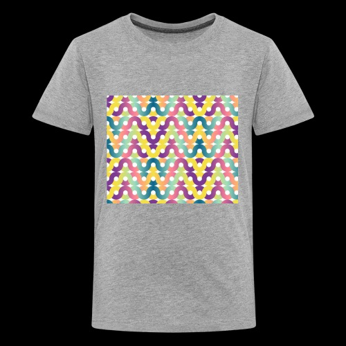 Ziggy Curvgy - Kids' Premium T-Shirt