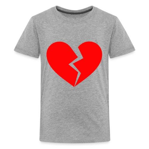 Heart Broken - Kids' Premium T-Shirt