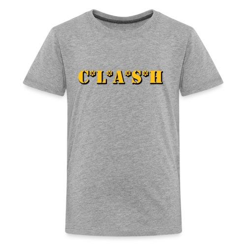 Clash Mash - Kids' Premium T-Shirt
