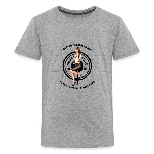 Don't be dumb, be smart - Kids' Premium T-Shirt