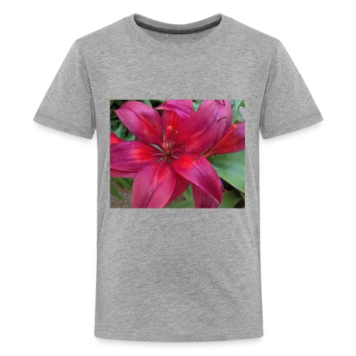 Exotic Flower - Kids' Premium T-Shirt
