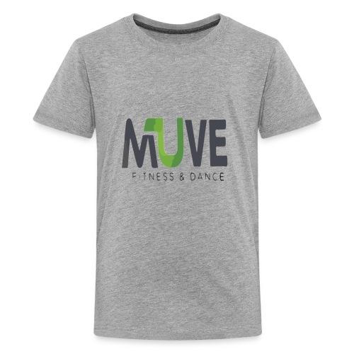 MUve Dance Fitness - Kids' Premium T-Shirt