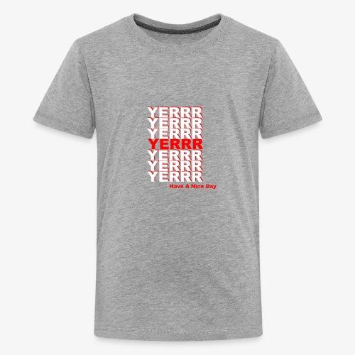 YERRR Emwhycee T-Shirt - Kids' Premium T-Shirt