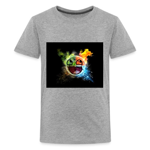 Smiley seasons - Kids' Premium T-Shirt