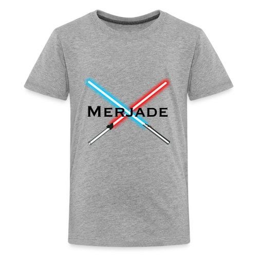 Merjade Sabers - Kids' Premium T-Shirt