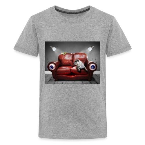 sofá - Kids' Premium T-Shirt