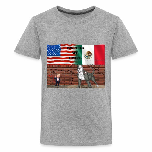 THE WALL - Kids' Premium T-Shirt