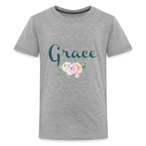 grace - Kids' Premium T-Shirt