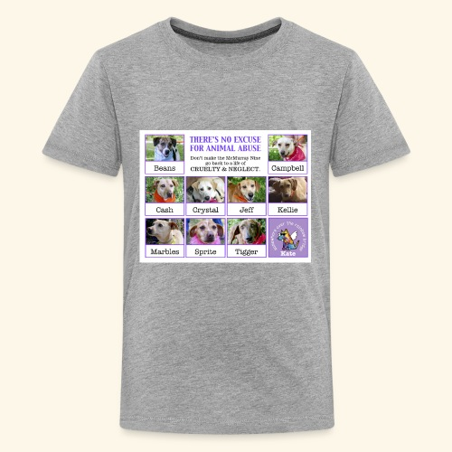 McMurray Nine - Kids' Premium T-Shirt