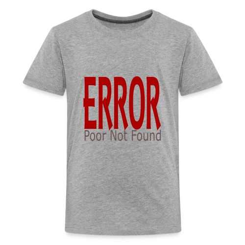 Oops There Is Something Missing! - Kids' Premium T-Shirt