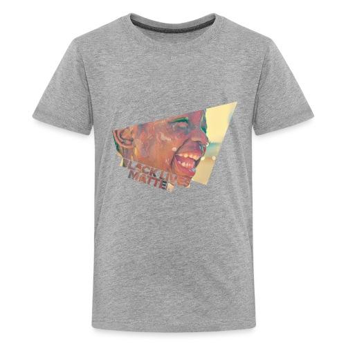 #BlackLivesMatter Collection - Kids' Premium T-Shirt