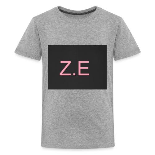 Zac Evans merch - Kids' Premium T-Shirt