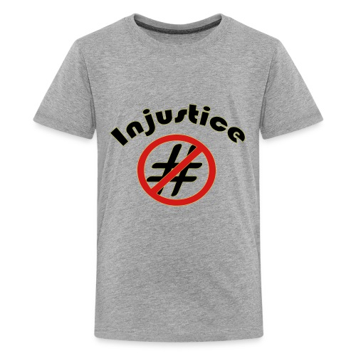 Injustice - Kids' Premium T-Shirt