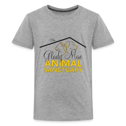 Glady Mae Sanctuary - Kids' Premium T-Shirt