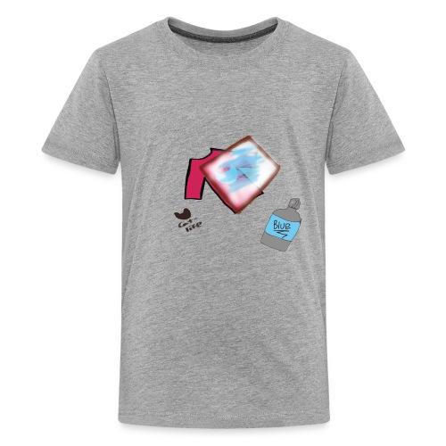 Printing Cat shirt - Kids' Premium T-Shirt
