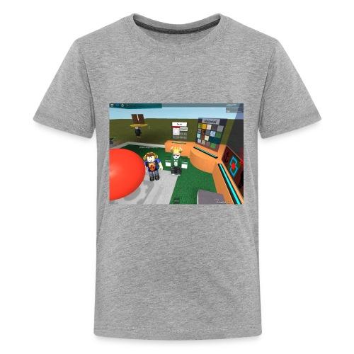 LowlyLucas65102 Roblox Avatar - Kids' Premium T-Shirt