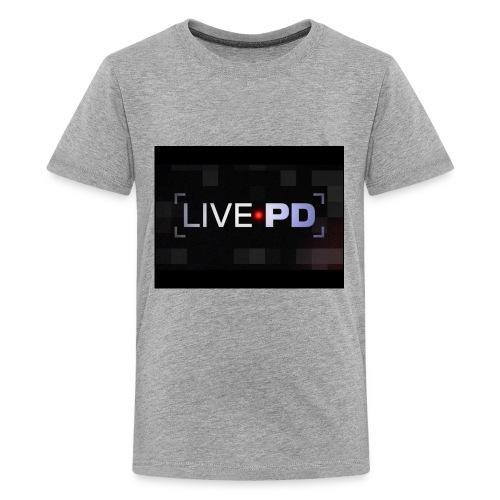 LivePD - Kids' Premium T-Shirt
