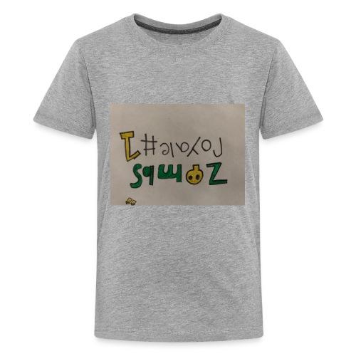 Zombs Royale #1 - Kids' Premium T-Shirt