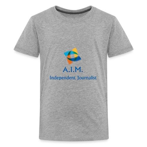 Aussie Independent Media style 3 - Kids' Premium T-Shirt